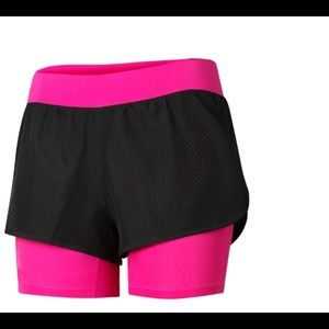 Women's Two-In-One Shorts